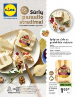 LIDL - Sūrių pasaulio atradimai
