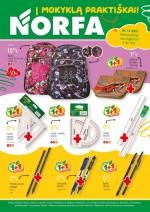 NORFA - Leidinys Nr.15 (2020 08 06 - 2020 08 19)