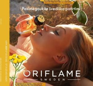 ORIFLAME - Katalogas (2021 07 01 - 2021 07 31)