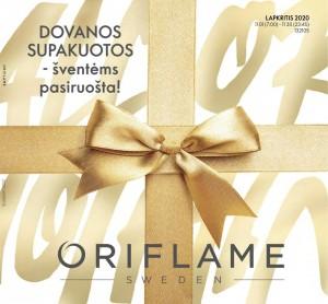 ORIFLAME - Katalogas (2020 11 01 - 2020 11 30)