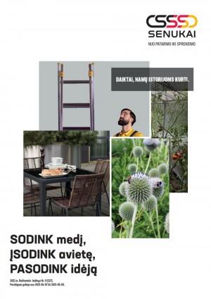 SENUKAI - Leidinys Nr.9 (2021 04 07 - 2021 05 03)