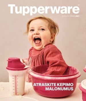 TUPPERWARE - RUDUO / ŽIEMA 2021