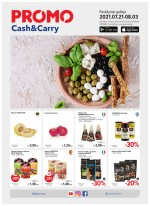PROMO Cash&Carry (2021 07 21 - 2021 08 03)