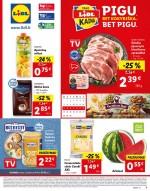 LIDL - Maisto prekių pasiūlymai (2021 06 14 - 2021 06 20)